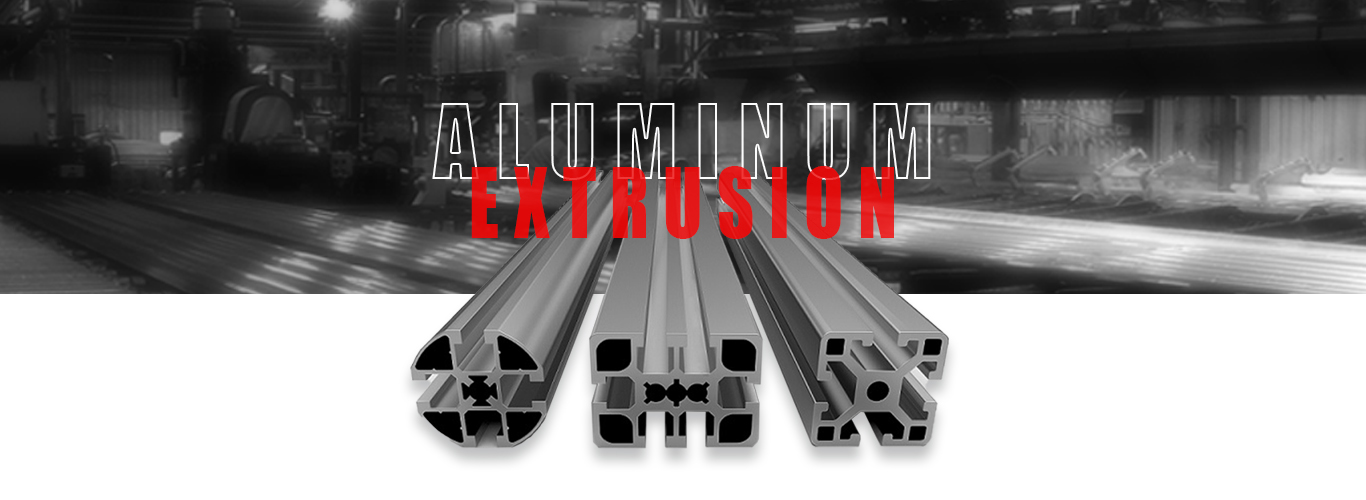 aluminum extrusion suppliers, extruded aluminum