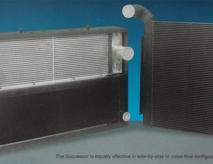 Successor Charge-Air Cooler