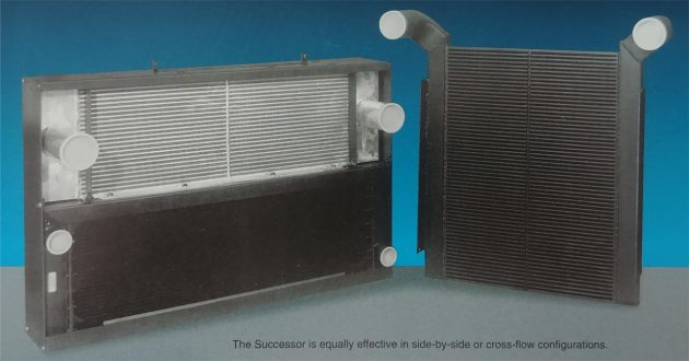 quality stamping and manufacturing, successor charge air cooler