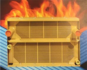 successor charged air cooler radiator, charge air coolers, oem radiators