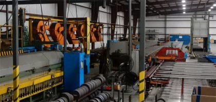 Aluminum Extrusion Equipment